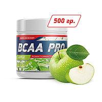 GeneticLab - BCAA PRO powder 4-1-1 500гр/40порций Яблоко