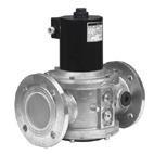 Газовый клапан  Honeywell VE4065A 3030