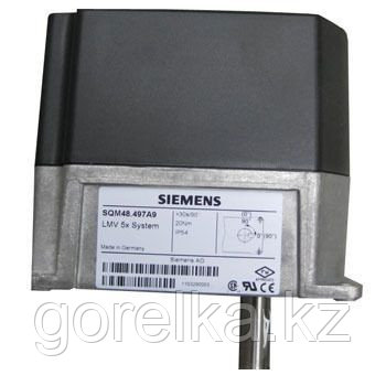 Cервопривод SIEMENS SQM48.697А9
