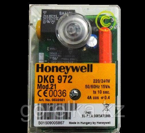 Блок управления SATRONIC DKG 972 Mod 21 HONEYWELL