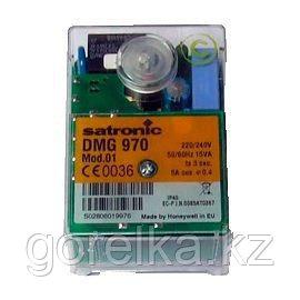 Блок управления SATRONIC DMG 970 Mod 01 HONEYWELL