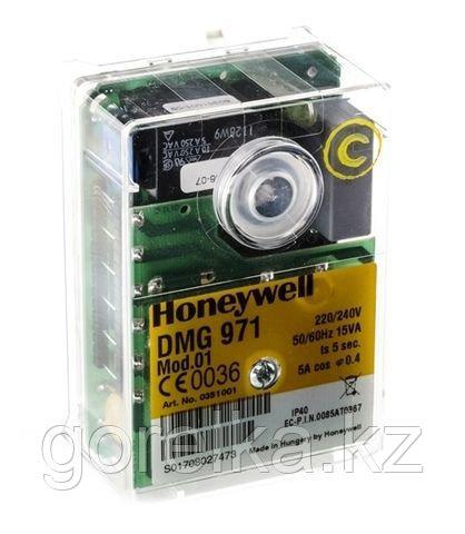 Блок управления SATRONIC DMG 971 Mod 01 HONEYWELL