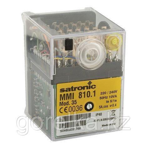 Блок управления SATRONIC MMI 810.1 Mod 35 HONEYWELL