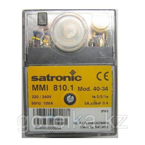 Блок управления SATRONIC MMI 810.1 Mod 40-34 HONEYWELL