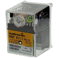 Блок управления SATRONIC MMI 811.1 Mod 63 HONEYWELL