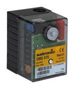 Блок управления SATRONIC DMG 991 Mod 04 HONEYWELL