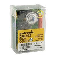 Блок управления SATRONIC DKG 972 Mod 05 HONEYWELL