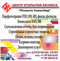 Регистрация филиалов и представительств