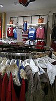 Торговое оборудование одежды для бутиков и магазинов
