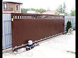 Автоматика для откатных ворот с установкой, фото 4