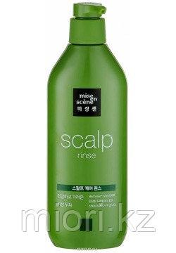 Укрепляющий кондиционер Mise-en-Scene Style Green Refresh Scalp Conditioner,680мл