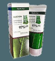 Aloe Hand Cream [Farmstay]