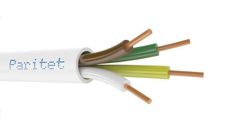 КСПВ 8х0,5 кабель для сигнализации