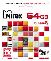 Mirex Micro SD 64 gb оригинал