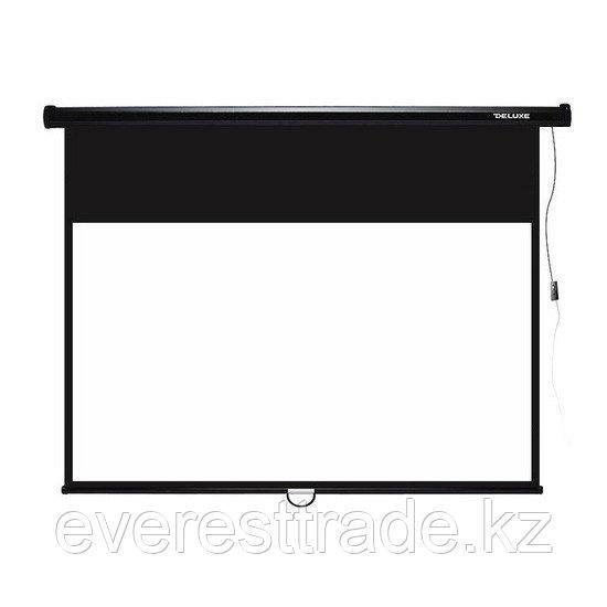 Экран для проекторов Deluxe DLS-M274-210, настенный