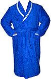 Махровый мужской халат для дома. Россия, фото 3