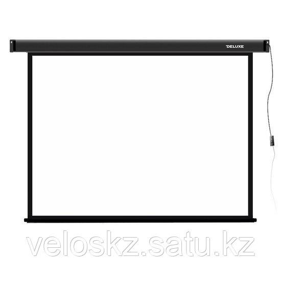 Экран для проекторов, Deluxe, DLS-E203-153, Моторизированный
