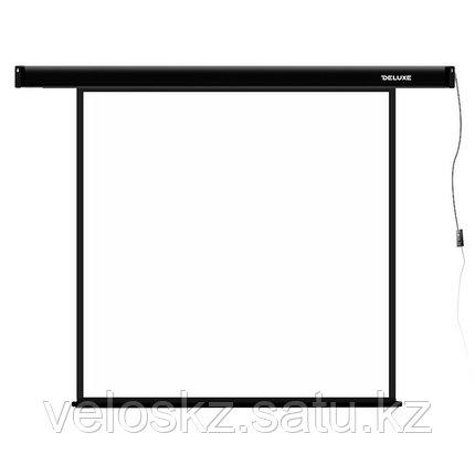 Экран для проекторов, Deluxe, DLS-E203x, Моторизированный, фото 2