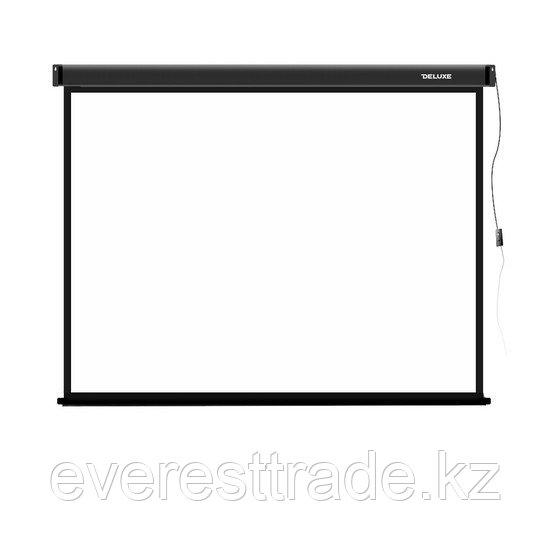 Экран для проекторов, Deluxe, DLS-E244-183, Моторизированный