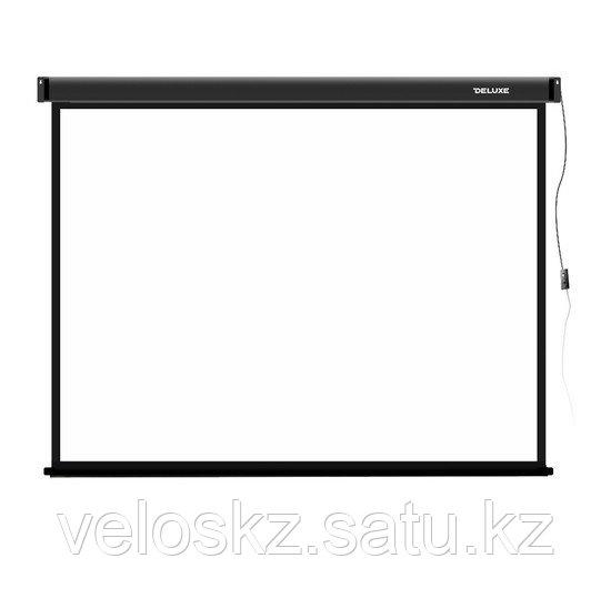 Экран для проекторов, Deluxe, DLS-E274-206, Моторизированный