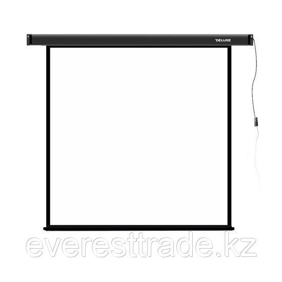Экран для проекторов, Deluxe, DLS-E274x210, Моторизированный