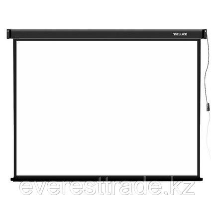 Экран для проекторов, Deluxe, DLS-E305-229, Моторизированный, фото 2
