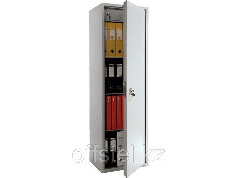 Шкаф металлический бухгалтерский ПРАКТИК SL-150Т