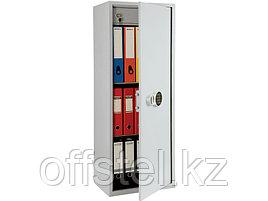 Шкаф металлический бухгалтерский ПРАКТИК SL-125Т EL