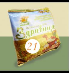 Каша №21 «Энергичный день»