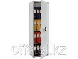 Шкаф металлический бухгалтерский ПРАКТИК SL-150Т EL
