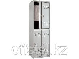 Шкаф для раздевалок (локер) ПРАКТИК LS-22