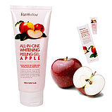 All-In-One Whitening Peeling Gel - Apple [FarmStay], фото 2