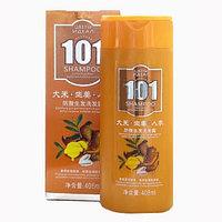 Шампунь для волос Oumile 101 от облысения с имбирем и женьшенем , 408 мл