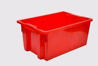 Ящик (сплошной) Штабелируемый Вкладываемый