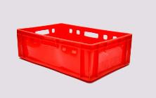 Ящик Хлебный (сплошной) Штабелируемый