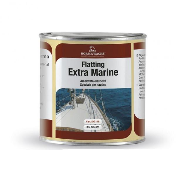 Яхтный лак NATURAQUA FLATTING EXTRA MARINE 0,75 л