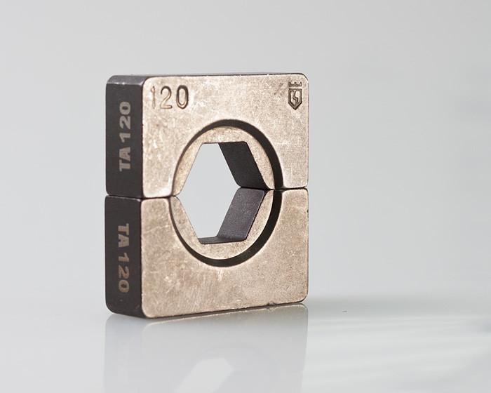 Набор матриц для опрессовки алюминиевых и алюмомедных наконечников по ГОСТ НМ-300-ТА ™КВТ