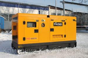 Дизельный генератор PCA POWER PRD 70