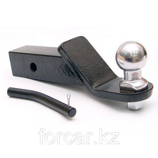 """Шар для """"американского"""" фаркопа 50х50 (труба) никелированный шар"""
