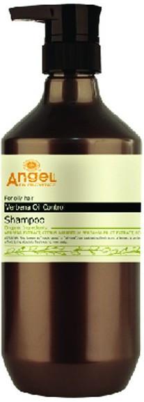 Шампунь для контроля жирности кожи головы с экстрактом вербены 250 ml. Angel Provence