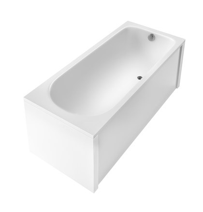 Ванна акриловая прямоугольная COLOMBO  Акцент