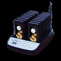 IBells-020 система оповещения клиентов, комплект с 20 пейджерами