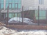 Забор металлический, фото 2