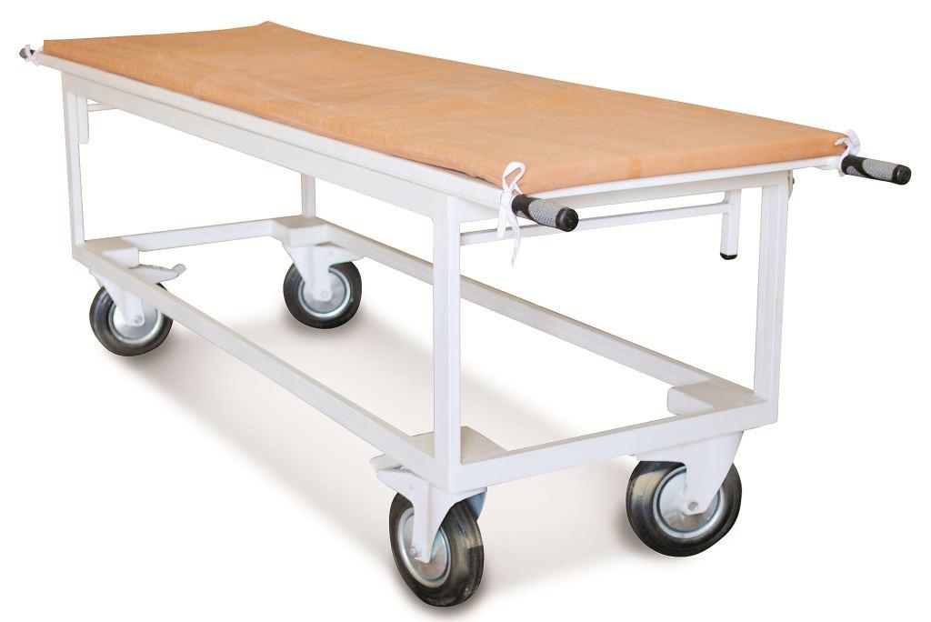 Тележка для перевозки больных ТК 002