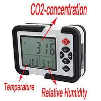 Портативный Цифровой Анализатор CO2