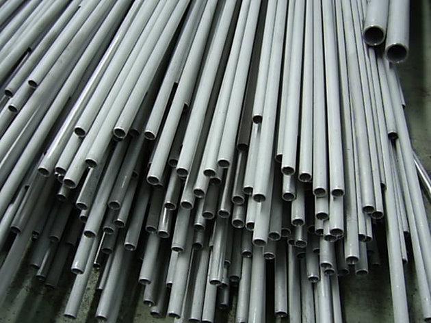 Труба нержавеющая д.10х1,5 мм ст.12Х18Н10Т, фото 2
