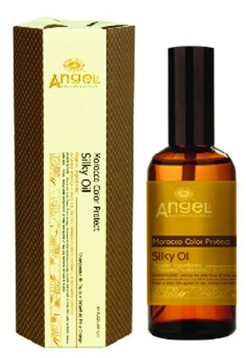 Сафьяновое масло для защиты цвета и шелковистых волос 100 ml Angel Provence