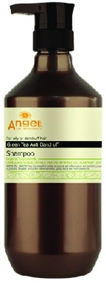 Шампунь против перхоти с зеленым чаем 800 ml Angel Provence