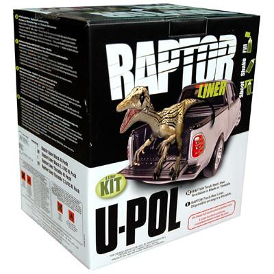 Защитное покрытие повышенной прочности U-POL RAPTOR