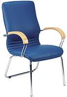 Кресло NOVA WOOD CFA/LB CHROME, фото 1